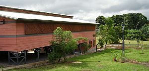 Monastère de l'Annonciade à Alajueala -Costa rica