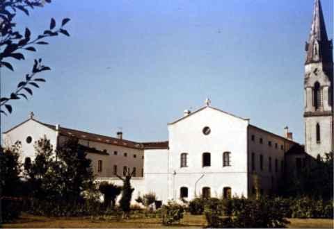 Monastère de l'Annonciade de Villeneuve sur lot