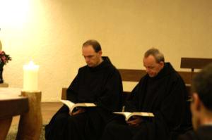 vie monastique - prier à notre dame d belloc en aquitaine