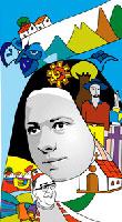 Affiche congrès latino américain Elisabeth de la Trinité