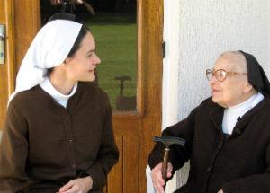 vie monastique - soeurs du Carmel de Frileuse