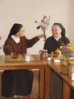 vie monastique - témoignage du Carmel de Frileuse