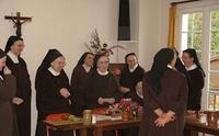 Communauté en fête au Carmel de Nevers