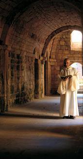 vie monastique - histoire de l'abbaye de Lérins