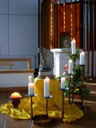 accueillir Noel à l'abbaye de Maumont