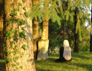 oraison à l'abbaye de maumont