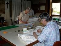 atelier couture monastère la merci-dieu