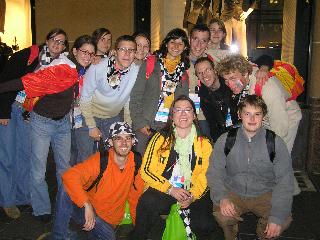 vie monastique - jmj sydney 2008 : groupe sarthois