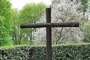 la croix monastère La Paix Notre Dame