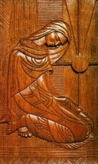 Sainte Claire Madagascar tabernacle
