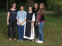 Retraite spirituelle pour les jeunes à l'Abbaye de Soleilmont