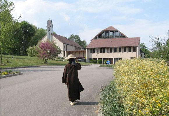 vie monastique - Carmel de Saint-Maur