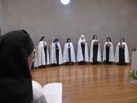carmel saint-maur communauté eucharistie