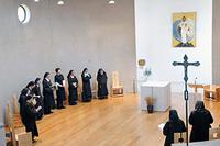 carmel saint-maur choeur prière
