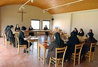 carmel saint-maur communauté repas réfectoire