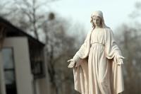 carmel saint-maur prière vierge extérieur
