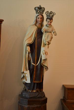 saint sever ND Mont Carmel petit