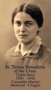carmel de surieu - Sainte Thérèse-Bénédicte de la Croix