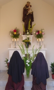 vie monastique - monastere de troyes - st antoine