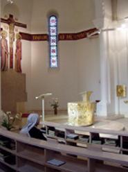 Monastère des Bénédictines d'Urt