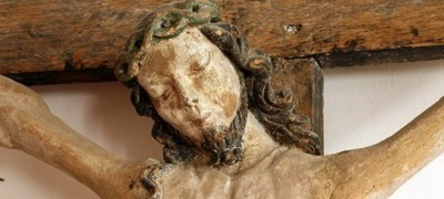 Carmel de Verdun Christ du XVème siècle