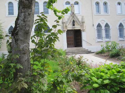 Entrée du Carmel de Verdun