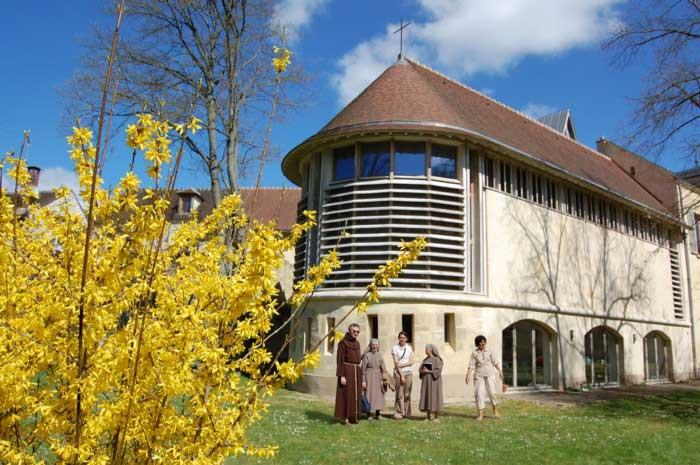 Clarisses chapelle exterieur
