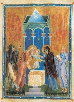 carmel de surieu - Présentation du Seigneur au Temple