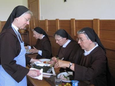 soeur du Carmel de Verdun